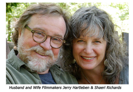 Husband and Wife Filmmakers Jerry Hartleben and Shaeri Richards